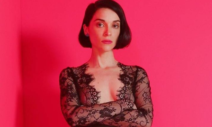 Grammy Winner St. Vincent to Make Croatian Debut at INmusic Festival