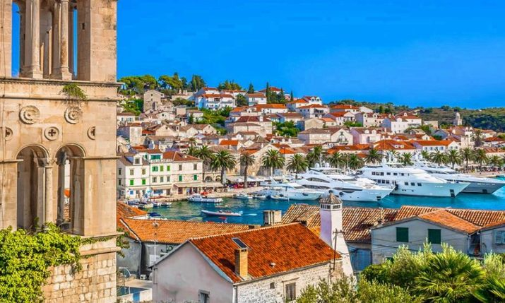 Hvar Voted in TOP 5 Best Destinations in Europe