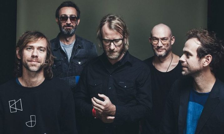Grammy Winners The National to Play Zagreb