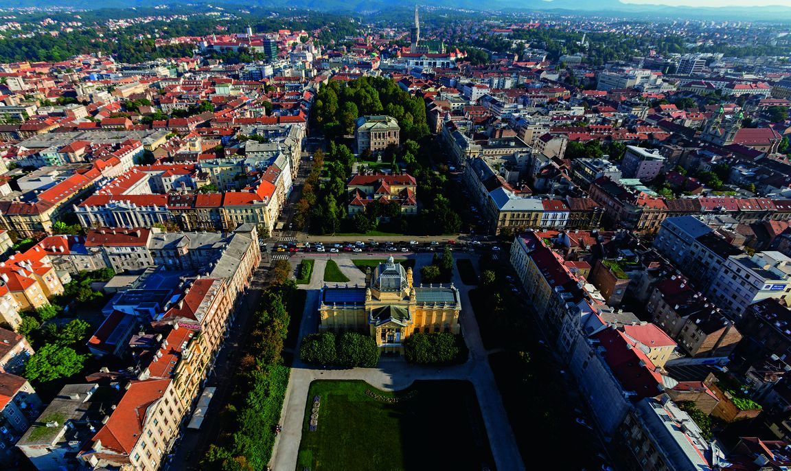 Хорватия Интересные факты об Хорватии Zagreb1