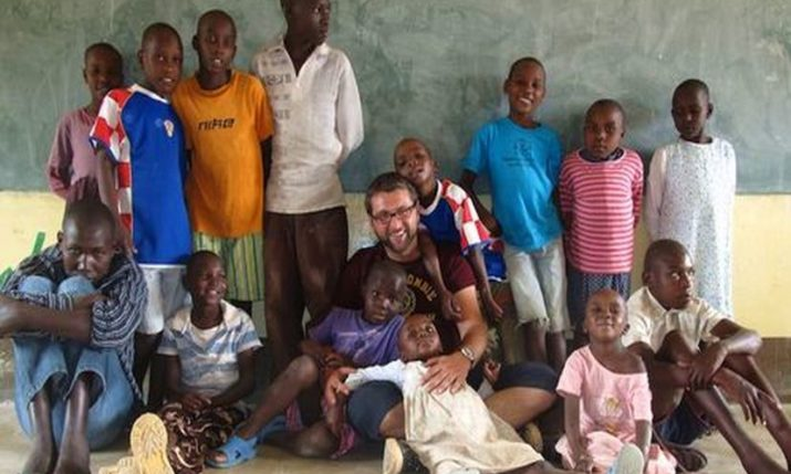Croatian Missionaries in Africa Teach Locals to Sing 'Lijepa li si'