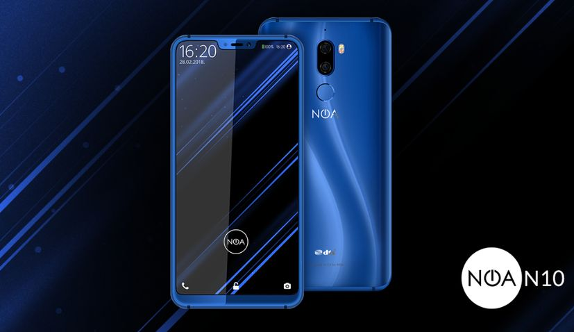 Croatian Mobile Brand NOA to Present Notched Screen Device – First Since iPhone X