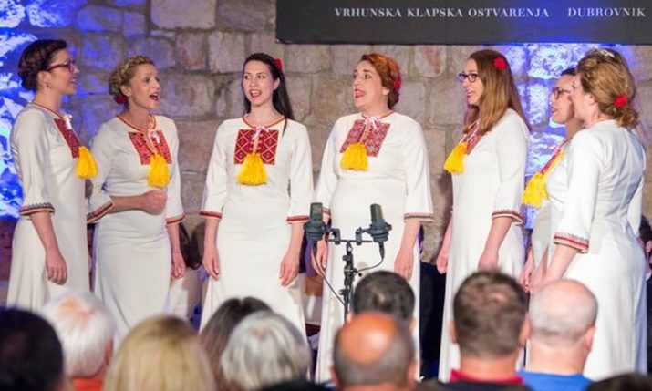 Renowned Croatian Klapas to Perform at Aklapela Festival in Dubrovnik