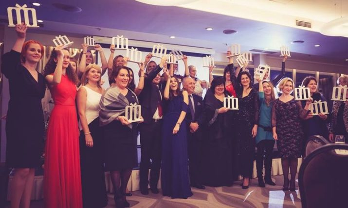 PHOTOS: Croatian Women of Influence from 9 Countries Awarded