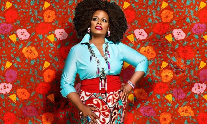5-Time Grammy Jazz Legend Dianne Reeves Performing in Zagreb in March