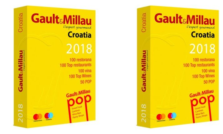Gault&Millau Adds Croatia to their World Gastronomic Scene