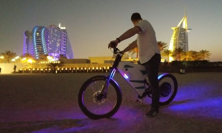 Croatian Smart Bike World's First in the Middle East