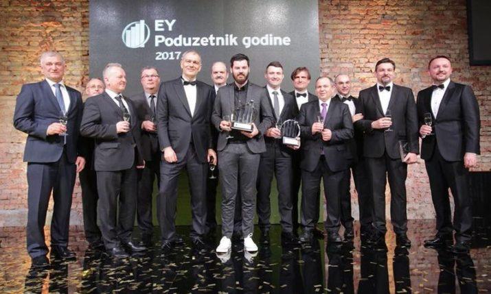 Mate Rimac Named Croatian Entrepreneur of the Year