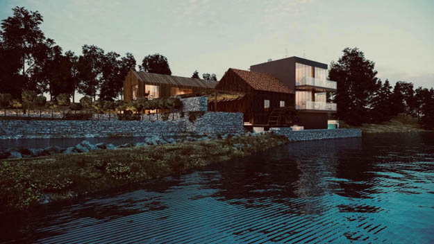 New boutique hotel opening along the mre nica river for Boutique hotel zagreb croatia