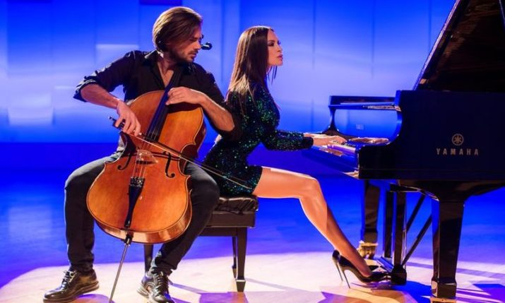 VIDEO: 2CELLOS Star & Lola Astanova Cover La La Land Theme