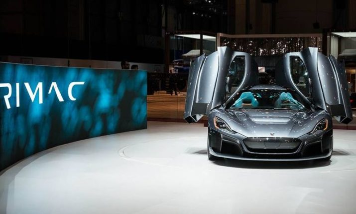 Rimac to Open Factory in China