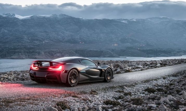 VIDEO: Rimac C_Two Electric Hypercar Unveiled in Geneva