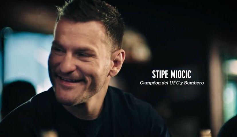 UFC Champion Stipe Miocic Proud of Croatian Heritage in New Beer Ad