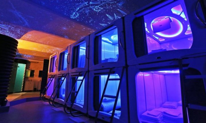 Zagreb's Space Capsule Hostel Named Best in Central & Eastern Europe
