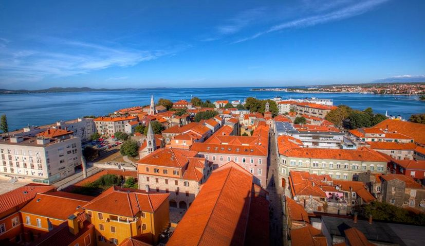 5 New Airlines & 10 New Routes for Zadar Airport this Summer