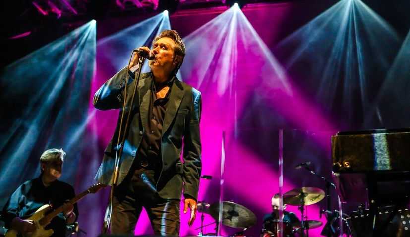 Bryan Ferry to Perform One-Off Concert in Šibenik this Week