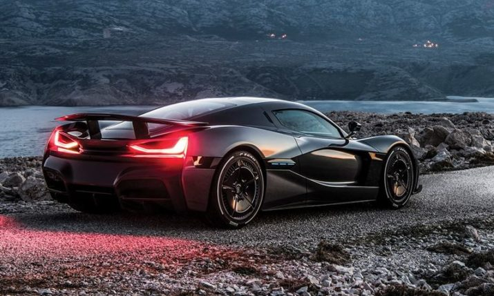 Rimac C_Two Named World's No.1 Most Powerful Sports Car by Leading Car Magazine Auto Bild
