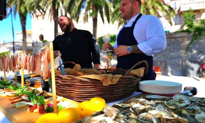 PHOTOS: Korčula Spring Food & Wine Festival Opens