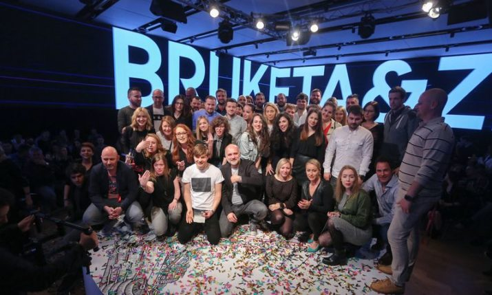 Bruketa&Žinić&Grey is Croatian Agency of the Year