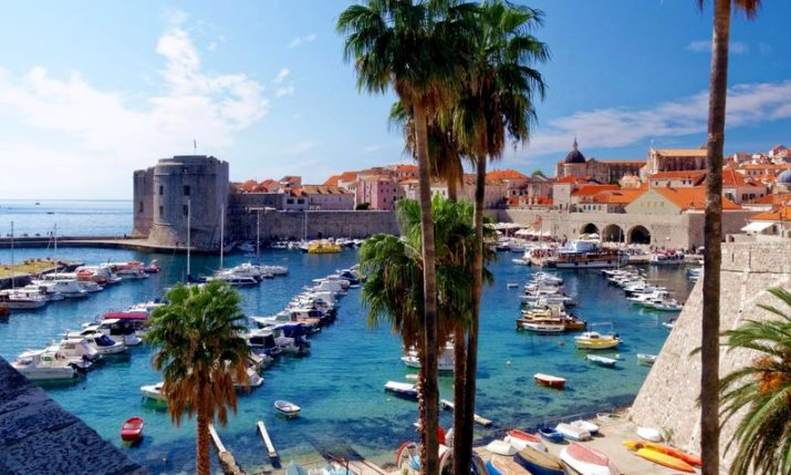 Dubai-Dubrovnik Flights Start for First Time Next Week