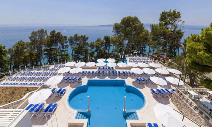 PHOTOS: Makarska Riviera Hotel Gets Makeover for Upcoming Season