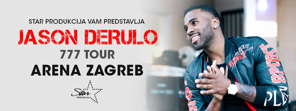 Jason Derulo Talk Dirty Tour Songs