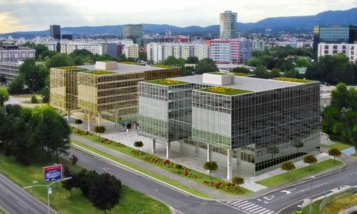 Matrix Office Park – €40 Million Business Centre for Zagreb