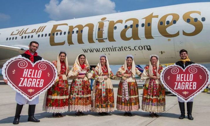 Emirates to Expand Zagreb Operations