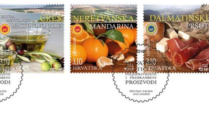 Dalmatian Pršut, Neretva Mandarins & Olive Oil to Travel the World