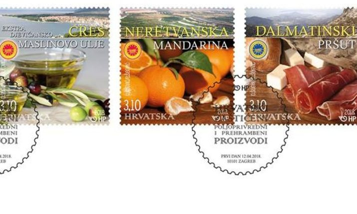 Dalmatian Pršut, Neretva Mandarins & Olive Oil to Travel the World
