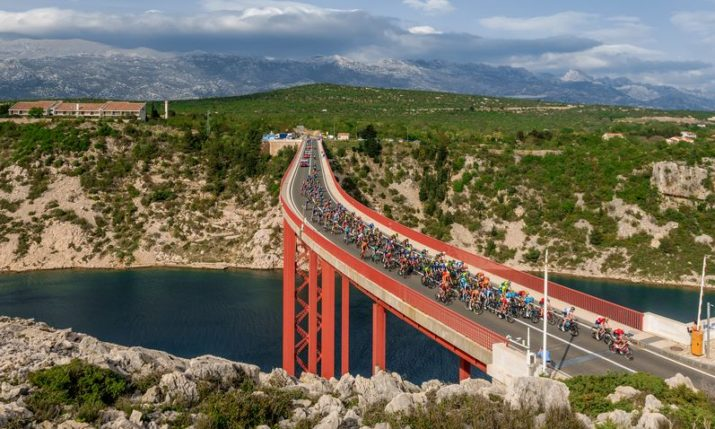 PHOTOS: Siutsou Wins 4th Tour of Croatia