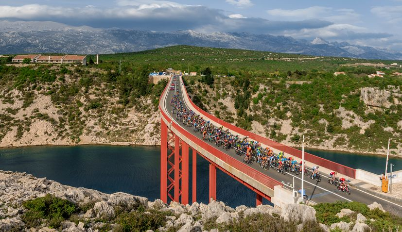 PHOTOS: Siutsou Wins 4th Tour of Croatia
