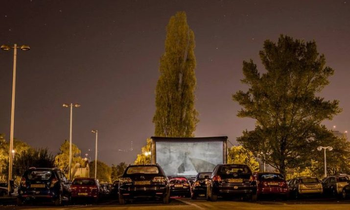 Drive-In Movies Return to Zagreb