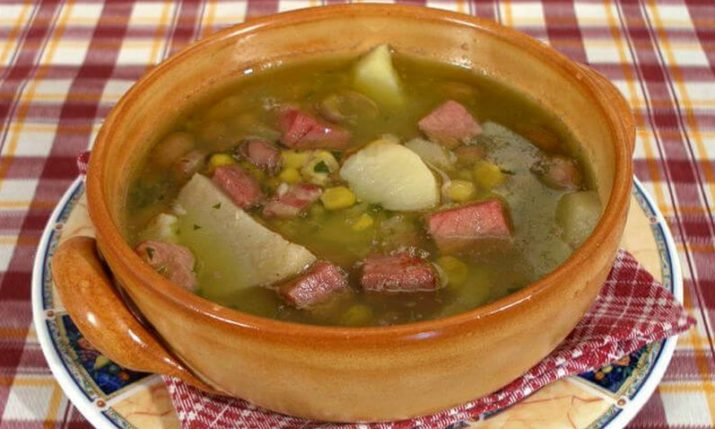 Croatian Recipes: Istrian Maneštra