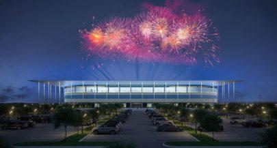 VIDEO: New Football Stadium for Osijek Presented