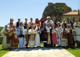 2018 Most Beautiful Croatian in National Costume Outside Croatia Competition