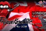 Prljavo Kazalište to Play in London for First Time