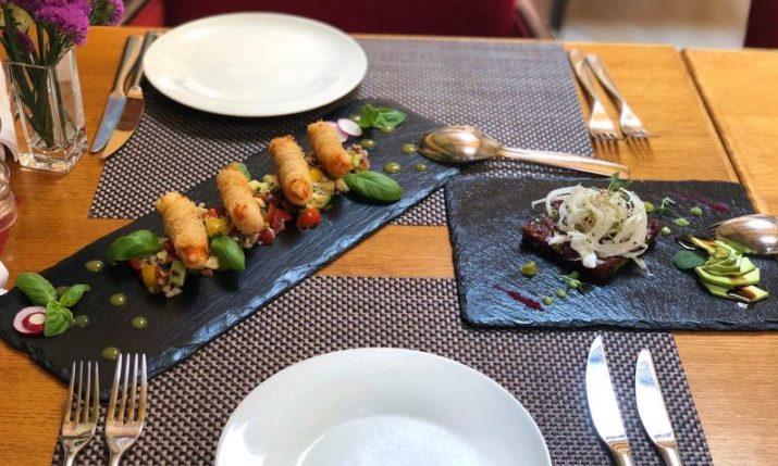 Where to Eat in Dubrovnik: Restaurant Amfora
