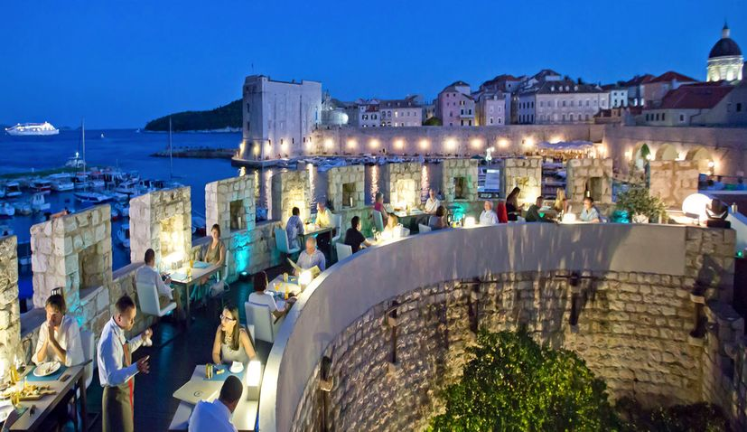 360 in Dubrovnik named among world's best fine dining restaurants