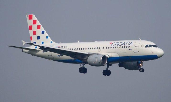 PHOTOS: First Dublin-Zagreb Flight Lands
