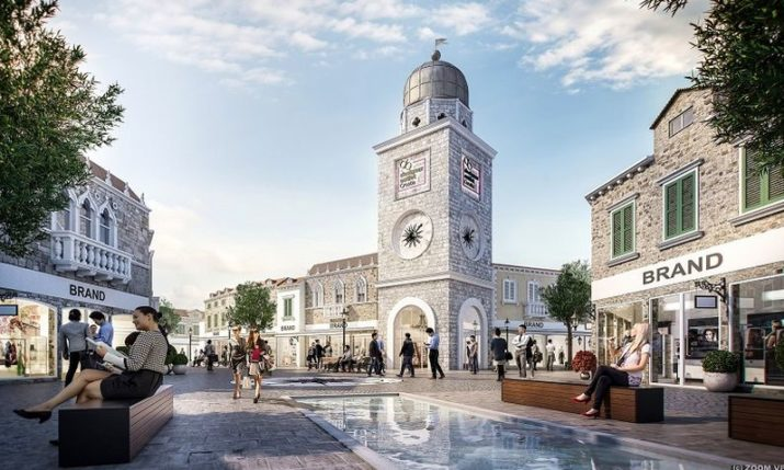Largest Designer Outlet in Croatia Opening in June