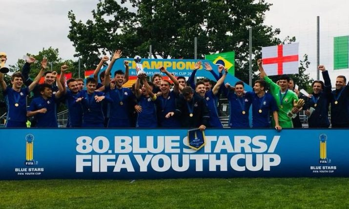 Dinamo Zagreb Win FIFA Youth Cup
