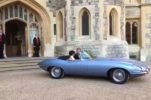 Croatian Technology in the Royal Couple's Jaguar