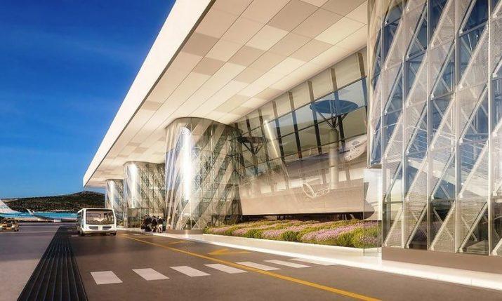 [PHOTOS] New Split Airport Terminal on Track