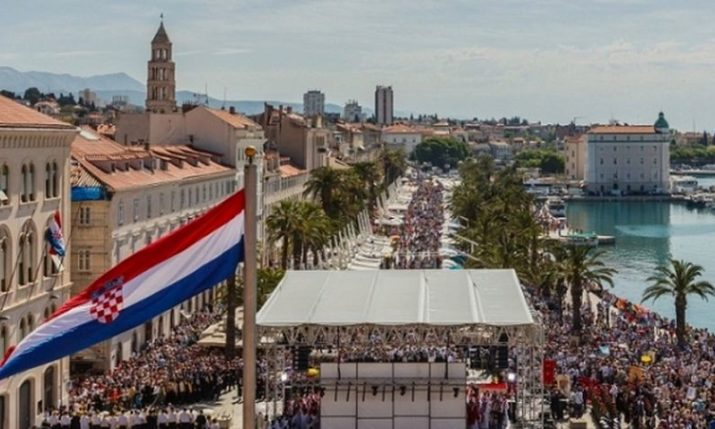 Split Celebrates its Biggest Day – Feast of Saint Domnius