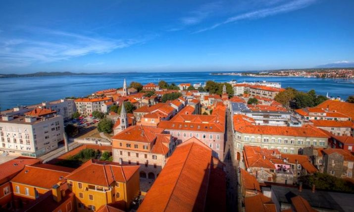 Šibenik & Zadar on List of 12 Best Beach Towns in Southern Europe