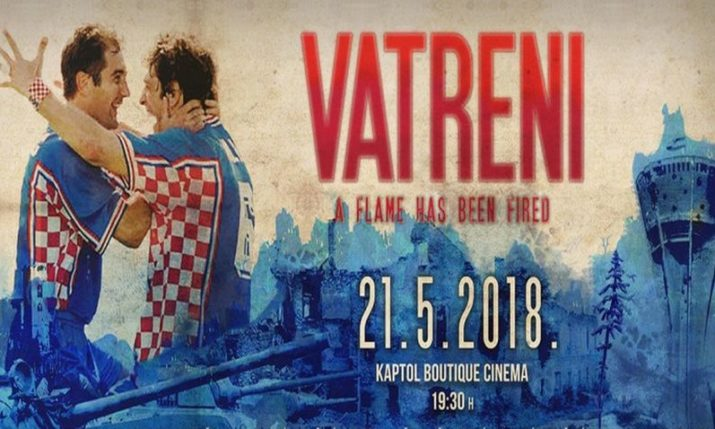 Film About Croatia's World Cup Bronze to Premiere at Cinemas