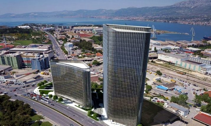 First Marriott Hotel to Open in Croatia's Tallest Building in Split