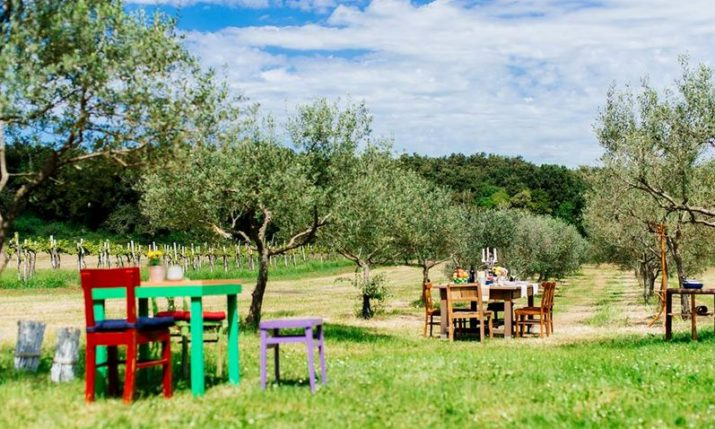 A Unique Croatian Al Fresco Dining Experience