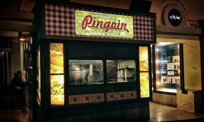 Cult Zagreb Sandwich Bar Pingvin Shuts for Revamping